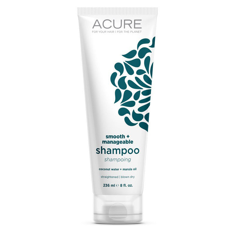 Acure Smooth and Manageable Shampoo