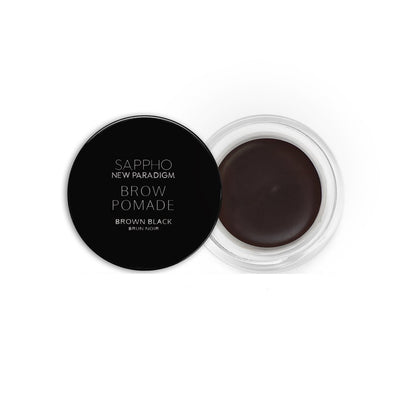 Dark Brown / Black Sappho New Paradigm Brow Pomade - Bella Cuore