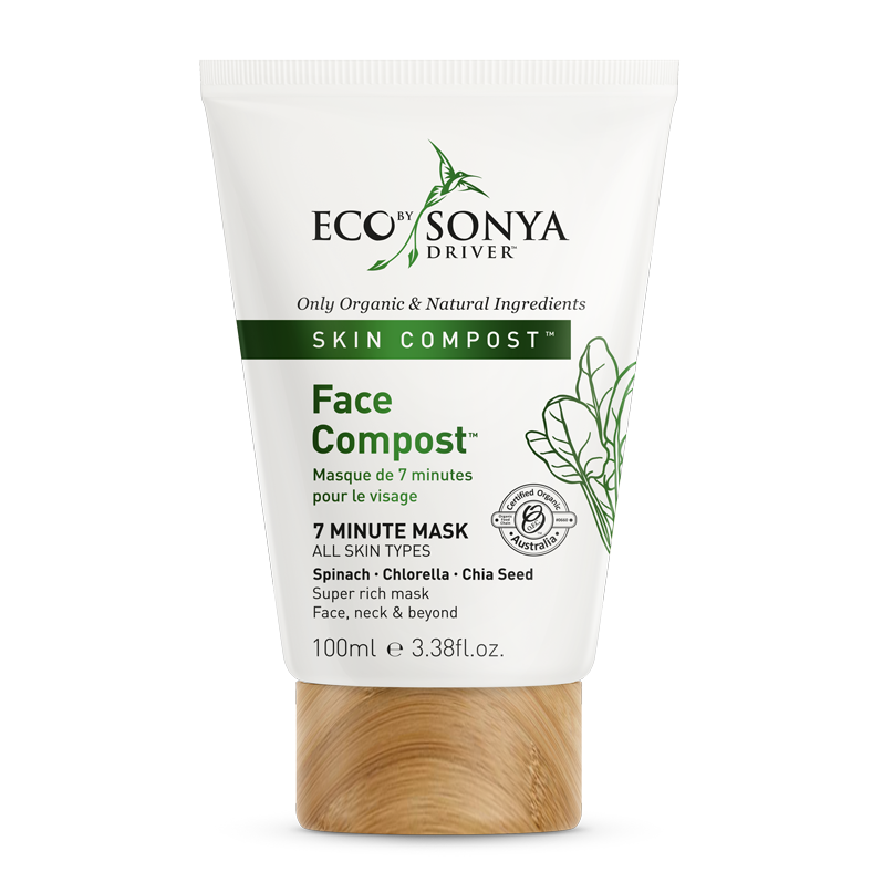 ECO By Sonya Face Compost 7 Minute Mask