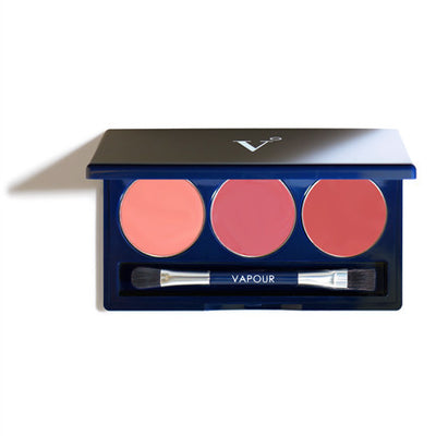 Flame 531 Vapour Organic Beauty Artist Multi-Use Palette - Bella Cuore