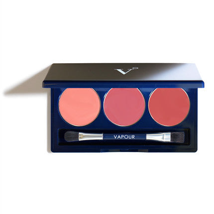 Afterglow 530 Vapour Organic Beauty Artist Multi-Use Palette - Bella Cuore