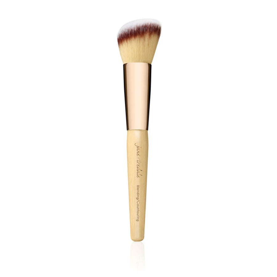 Jane Iredale Rose Gold Blending/Contouring Brush - Bella Cuore