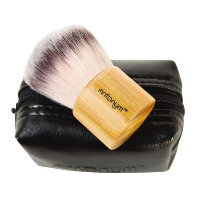 Kabuki Brush with Pouch Antonym Makeup Brushes - Bella Cuore