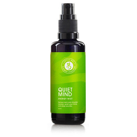 Lotus Wei Quiet Mind Mist - Bella Cuore