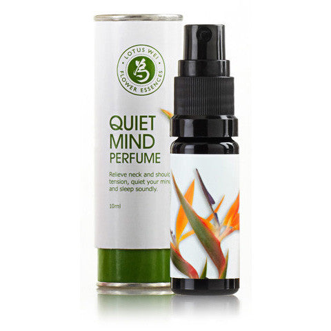Lotus Wei Quiet Mind Perfume