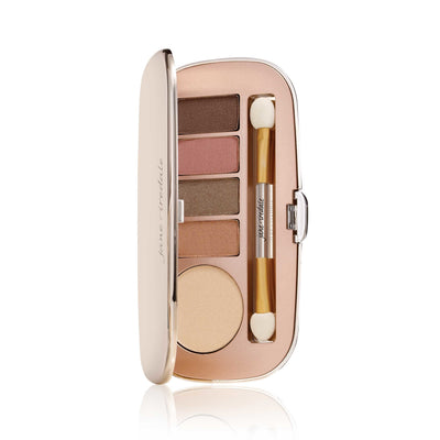 Naturally Glam Jane Iredale Eye Shadow Kit - Bella Cuore