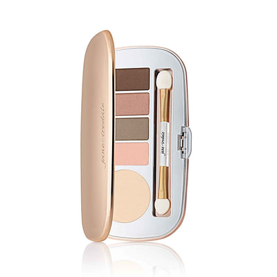 Naturally Matte Jane Iredale Eye Shadow Kit - Bella Cuore