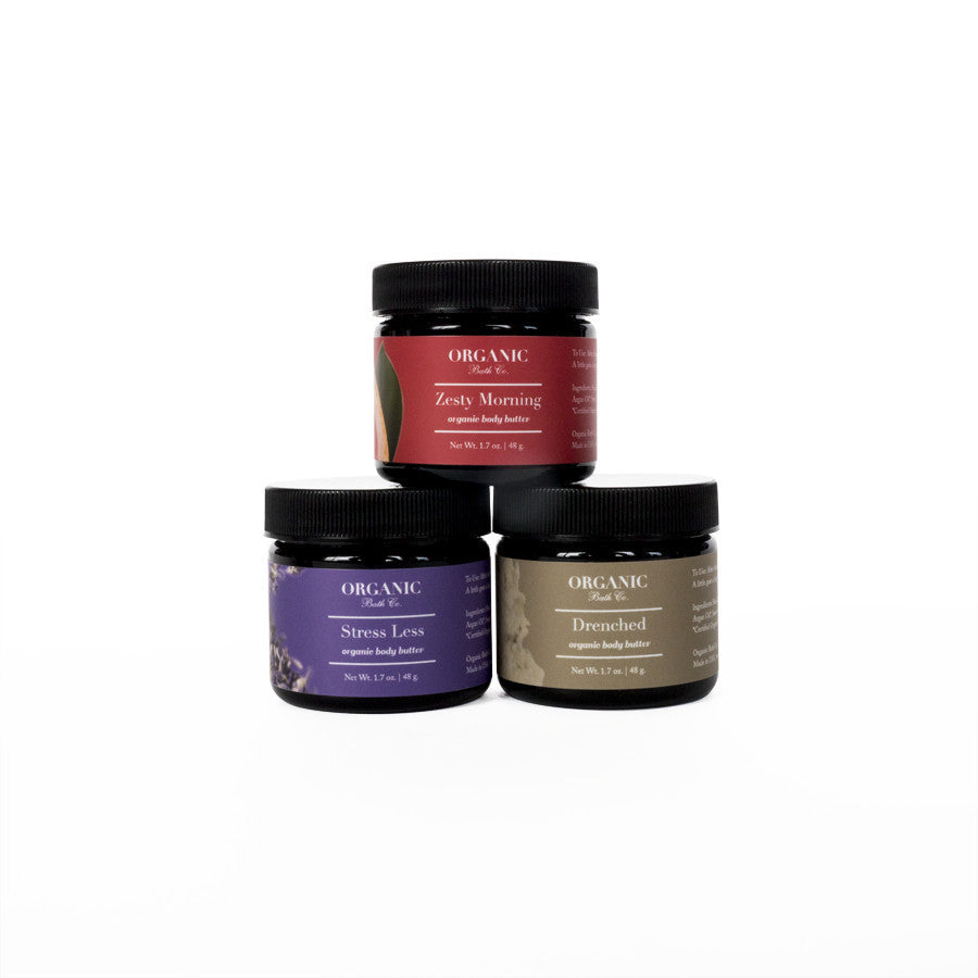 Organic Bath Co Butter Up Gift Set - Bella Cuore