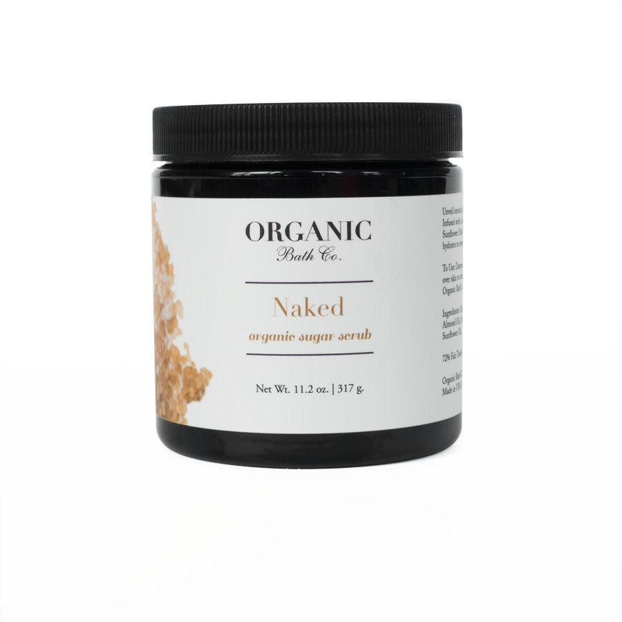 Organic Bath Co Naked Organic Body Scrub - Bella Cuore
