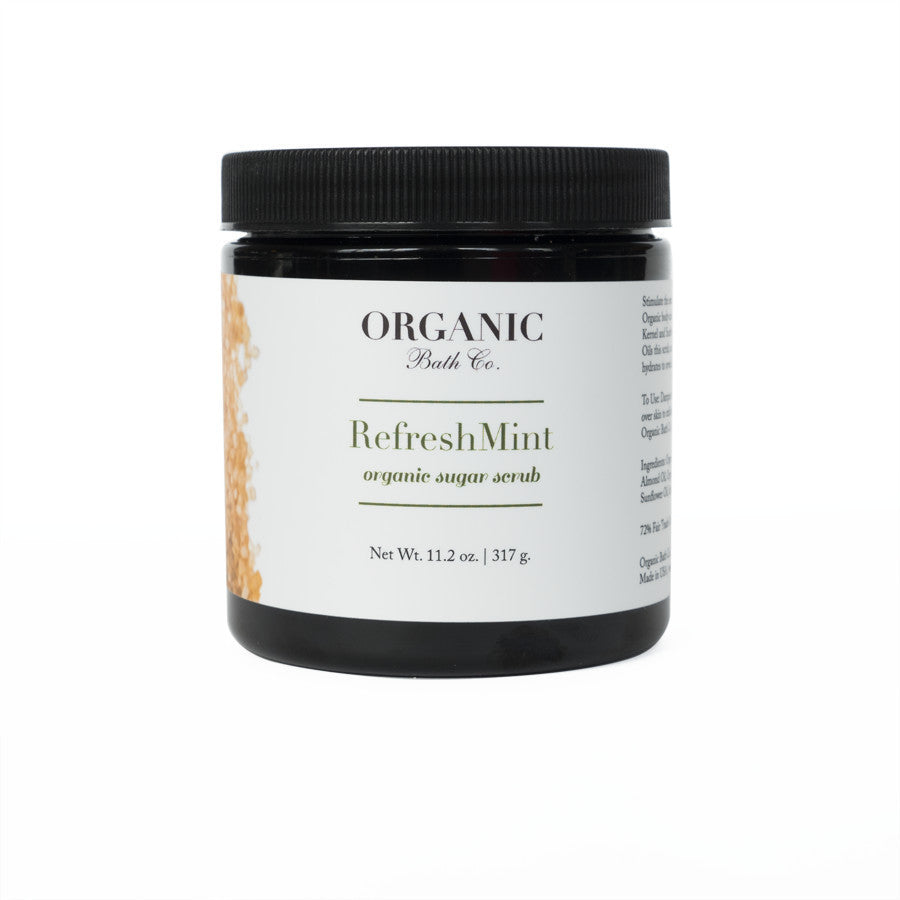 Organic Bath Co RefreshMINT Organic Body Scrub - Bella Cuore