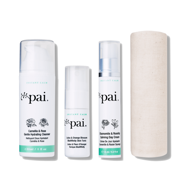 Pai Anywhere Essentials Travel Kit Instant Calm Collection