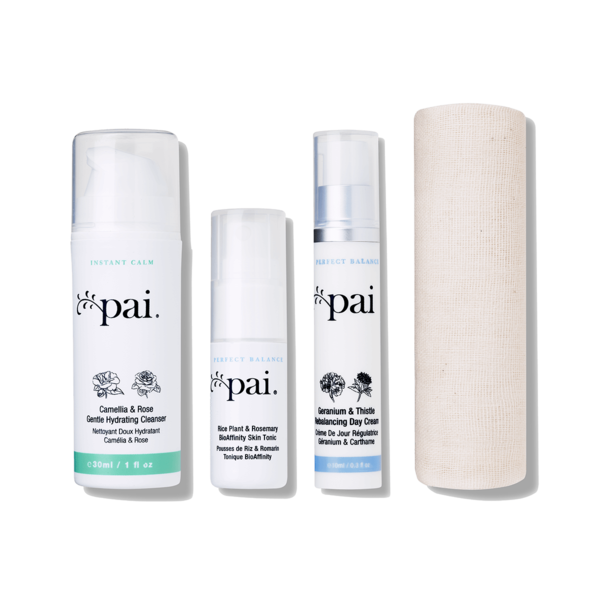 Pai Anywhere Essentials Travel Kit Perfect Balance Collection - Bella Cuore