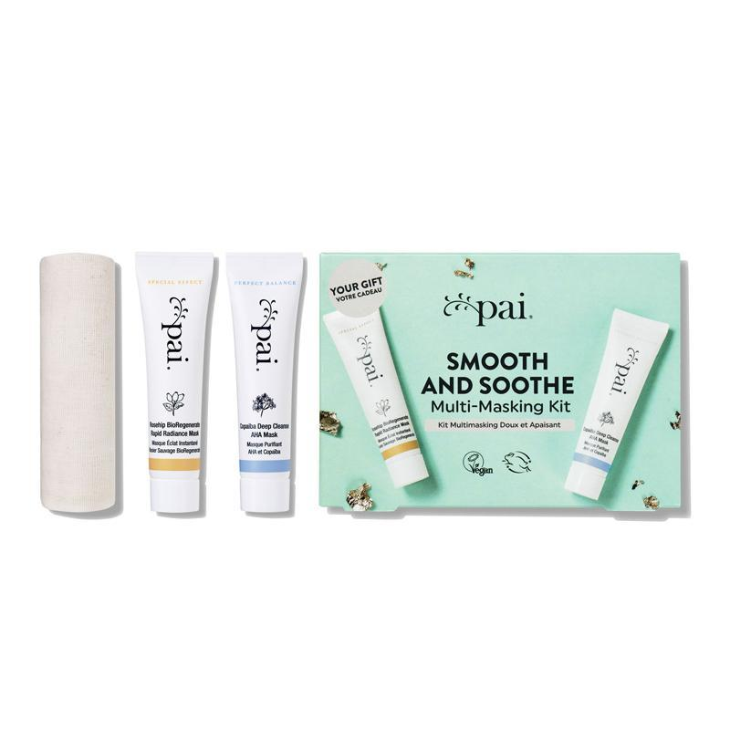 Pai Smooth & Soothe Multi-Masking Kit
