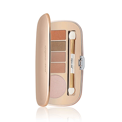 Perfectly Nude Jane Iredale Eye Shadow Kit - Bella Cuore