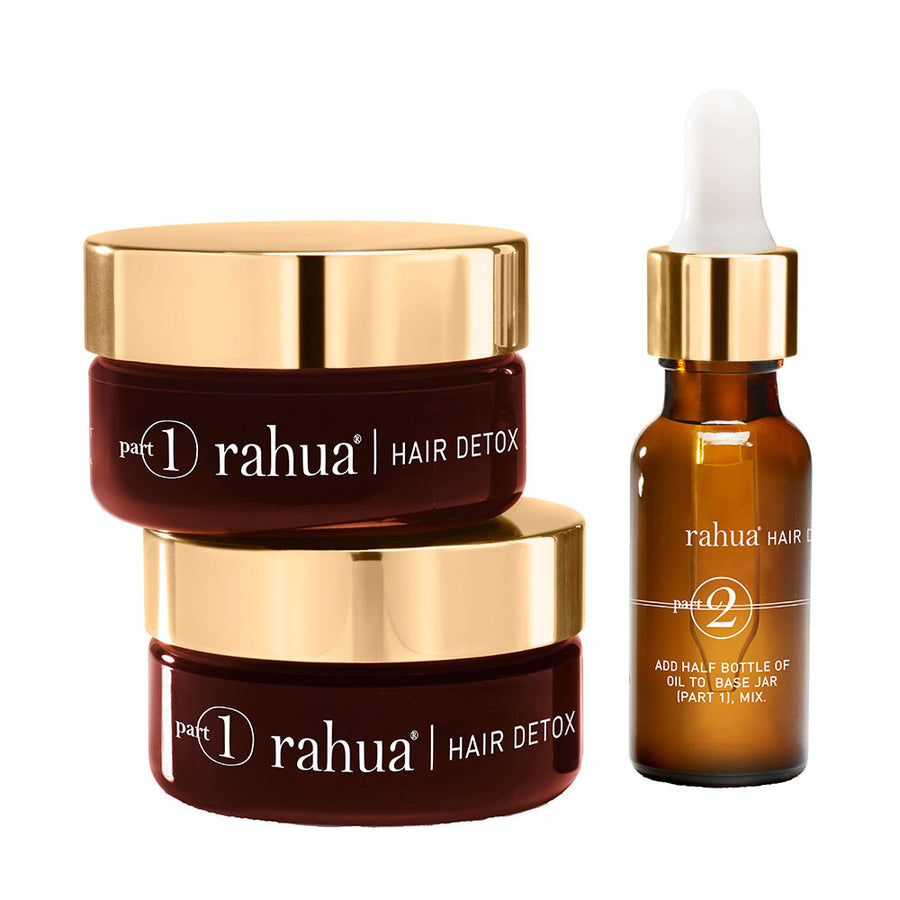 Rahua Detox and Renewal Treatment Kit