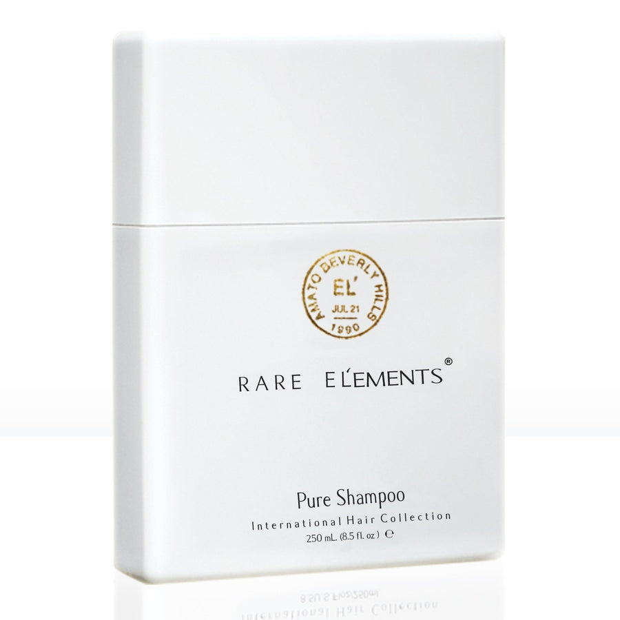 Rare Elements Pure Shampoo Hydrating Hair Bathe