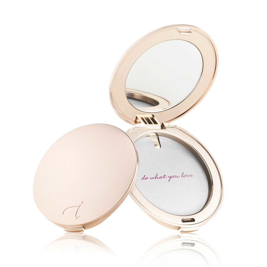 Rose Gold Jane Iredale Empty Refillable Compact - Bella Cuore