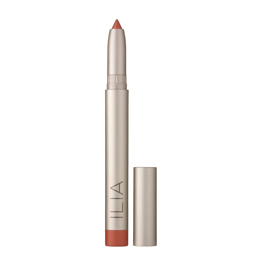 Tainted Love ILIA Satin Cream Lip Crayon - Bella Cuore