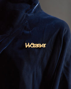 "TYPO ブローチ 真鍮 ""Waterever"""