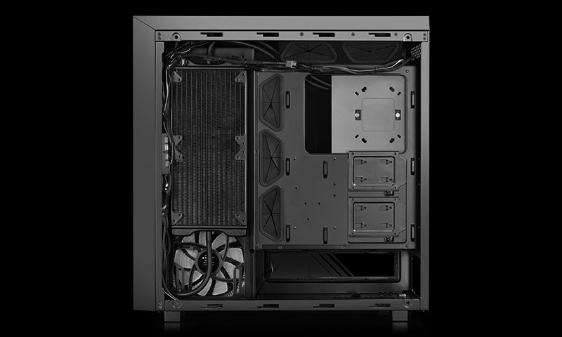 Deepcool Gamerstorm NEW ARK 90 E-ATX Case With Integrated LCS(LS)