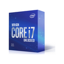 Intel Core i7-10700KF CPU 3.8GHz (5.1GHz Turbo) LGA1200 10th Gen 8-Cores 16-Threads 16MB 95W Graphic Card Required Retail Box 3yrs Comet Lake