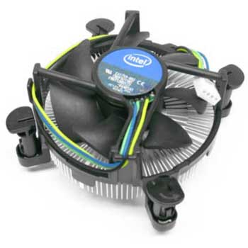 Intel LGA115X/LGA1200 OEM CPU Cooler