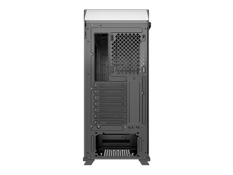 Deepcool CL500 4F-AP High Airflow Mid-Tower ATX Case Mesh Front Panel, Tempered Glass Side Panel, 4 Pre-installed A-RGB Fans