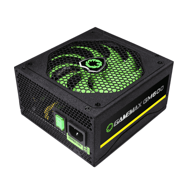 GAMEMAX GM-600 600W 80+ Brozen Semi Modular Power Supply