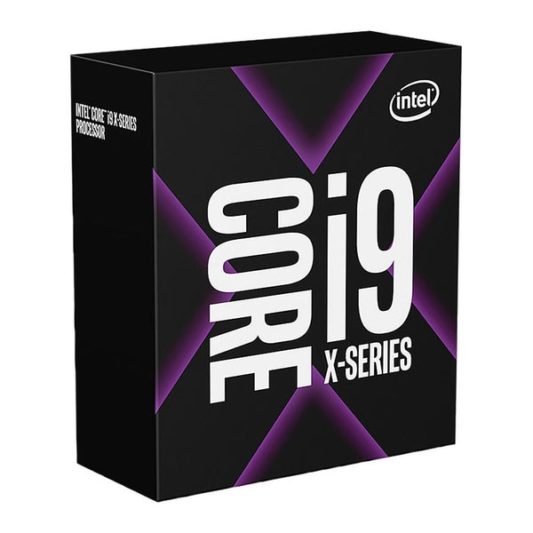 Intel Core i9-10940X X-series Processor (19.25M Cache, 3.30 GHz)