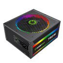 GAMEMAX RGB750-Rainbow 750W Fully Modular 80+ Gold Certified with RGB Light