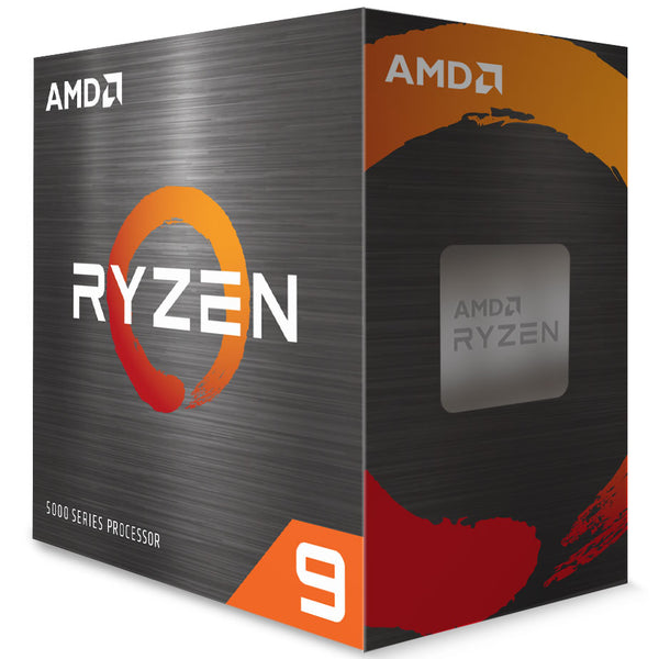 AMD Ryzen 9 5900X 3.7Ghz 12 Core 24 Thread AM4 - No Cooler