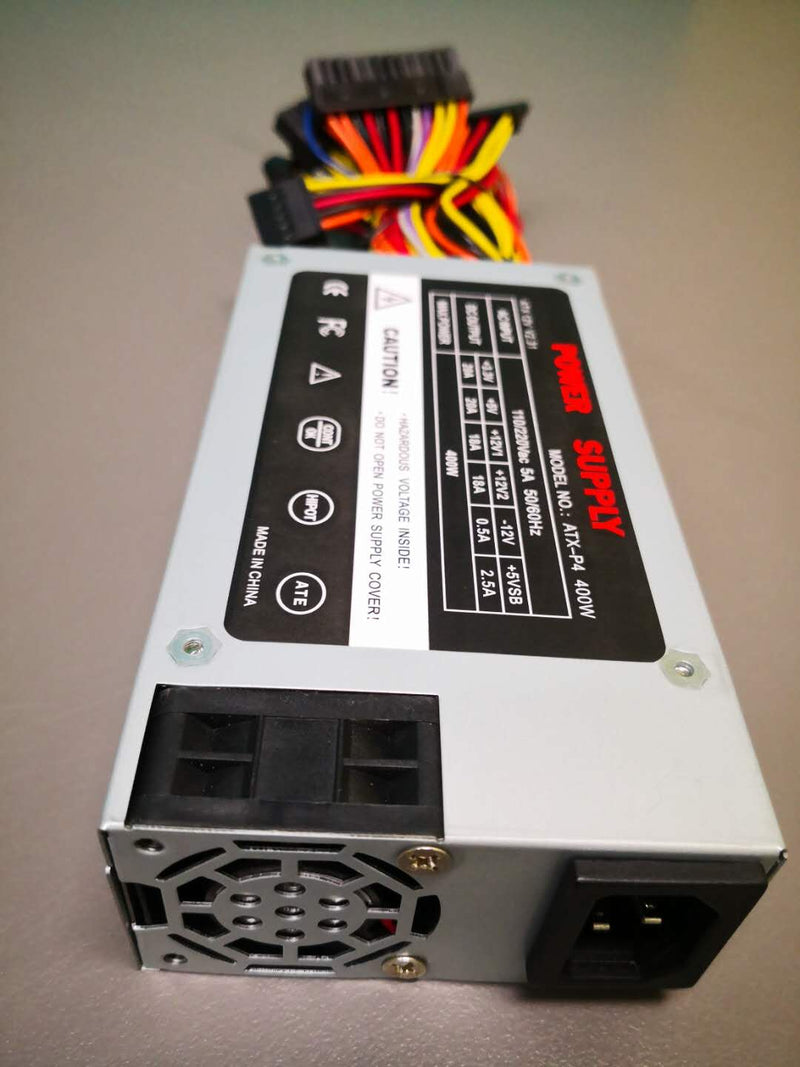 1U / 2U Chassis 400 Watt ITX Power Supply