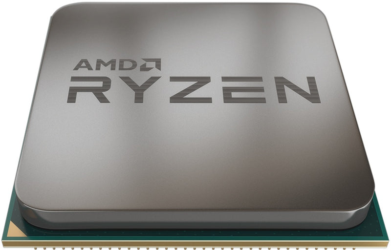 AMD Ryzen 5 3600X OEM Version, 6 Core AM4 CPU, 3.8GHz 4MB 65W, No Fan, 2 Years Warranty