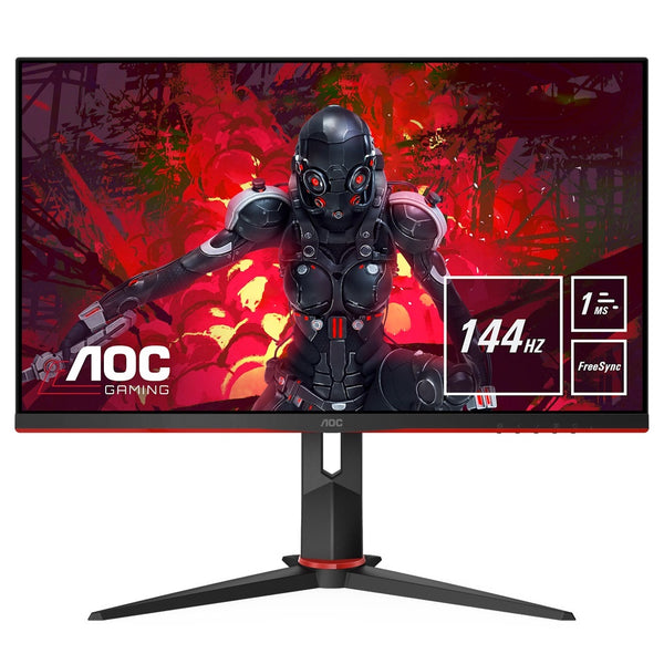 "AOC 23.6"" 24G2 1ms IPS 144Hz Full HD Free-Sync G2 Series Gaming Monitor"