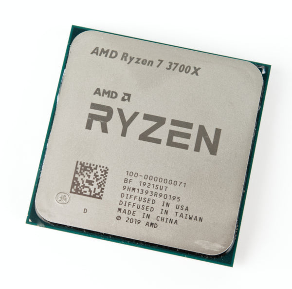 AMD Ryzen 7 3700X 3.6Ghz 8 Core 16 Thread AM4 OEM without Cooler