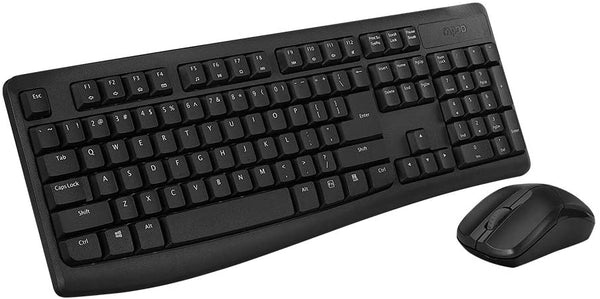 Rapoo X1800 Pro Wireless Keyboard & Mouse Combo