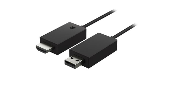 Microsoft Wireless Display Adapter - Retail Black