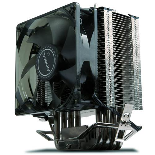 Antec A40 PRO Air CPU Cooler, 92mm Blue LED Fan. 77CFM. Intel 775, 115x, 1366 and AM2, AM2+, AM3, AM3+, FM1, FM2, 3 Yrs Warranty