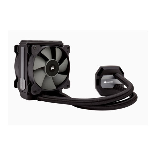 Corsair H80i v2 120mm Liquid CPU Cooler Multi-Socket CPU 2x Fans. Intel 115x, Intel 2011/2066, AMD AM3/AM2, AMD AM4, SOCKET TR4 READY