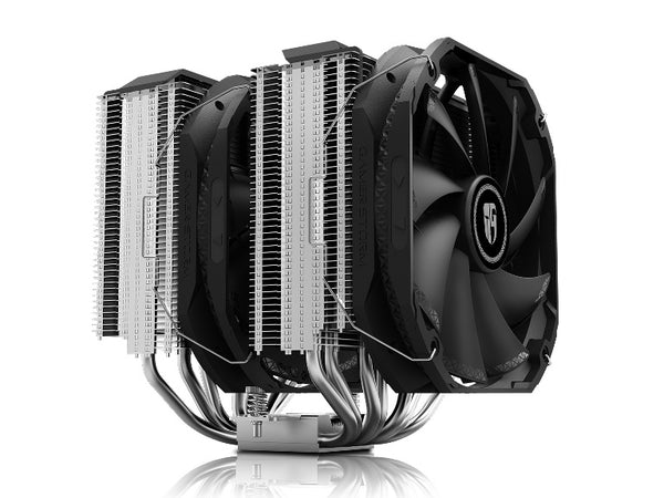 Deepcool ASSASSIN III CPU Cooler - Cold, Quiet, Efficient & Stylish. 280W TDP.