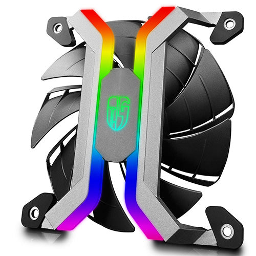 Deepcool Gamerstorm MF120 120mm Aluminium RGB Fan 3 in 1