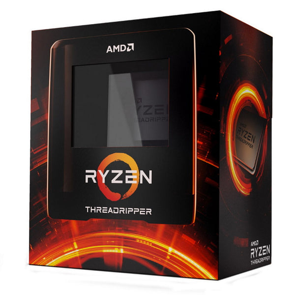 AMD Ryzen Threadripper 3960X Processor 24 Core/48 Threads Unlocked Max Speed 3.8GHz 140MB Combined Cache