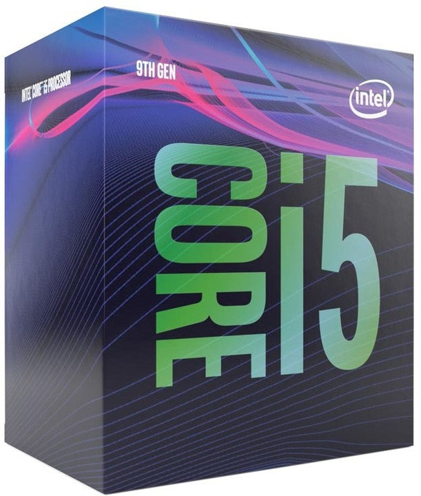 Intel Core i5-9400 2.9Ghz s1151 Coffee Lake 9th Generation Boxed 3 Years Warranty