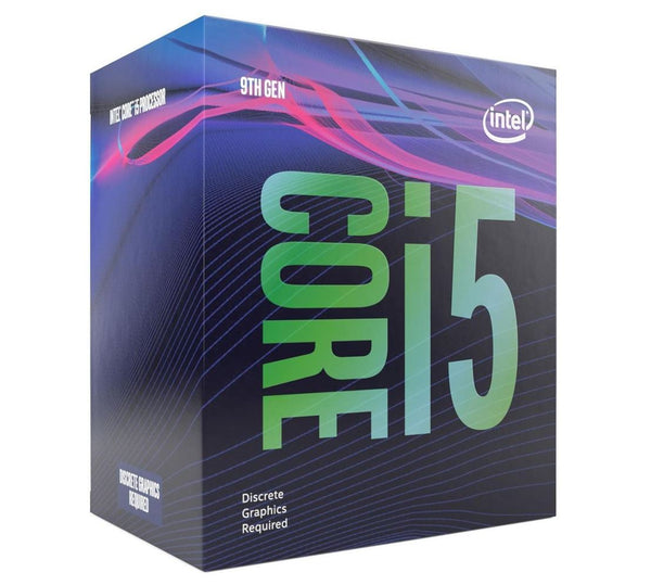 Intel Core i5-9500F 3.0Ghz s1151 Coffee Lake 9th Generation Boxed 3 Years Warranty