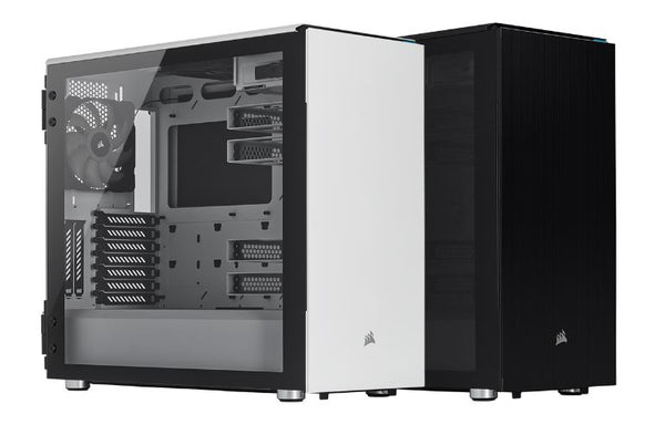 Corsair Carbide Series 678C Low Noise Tempered Glass Case
