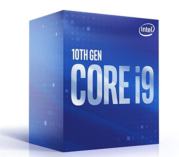 Intel Core i9-10900 CPU 2.8GHz (5.2GHz Turbo) LGA1200 10th Gen 10-Cores 20-Threads 20MB 65W UHD Graphic 630 Retail Box 3yrs Comet Lake
