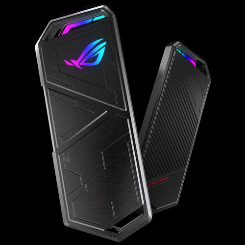 ASUS ROG STRIX ARION M.2 NVMe SSD Enclosure USB 3.2 GEN2 Type-C (10Gbps) (ESD-S1C/BLK/G/AS//)