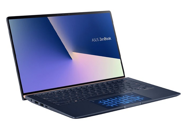 "Asus ZenBook 14 UX433FAC 14"" FHD TOUCH i5-10210U 8GB 512GB SSD WIN10 PRO HDMI WIFI BT 3CELL 1.26Kg 1YR WTY Notebook"