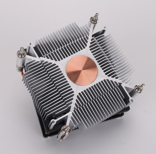AVC Ultra Thin CPU Cooler for Socket LGA115x