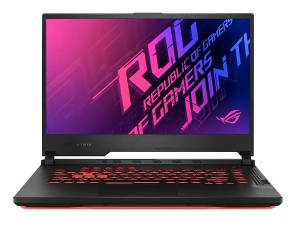 "Asus ROG G15 15.6"" FHD i7-10750H 16GB 512GB SSD WIN10 HOME GTX1650TI 4GB RGB Backlit Keyboard 2YR W10H Gaming Notebook (G512LI-AL024T)"